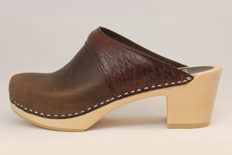 keene ws open back clog